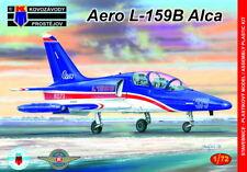 Kovozavody Prostejov 1/72 Modelo Kit 72113 Aero L-159B ALCA