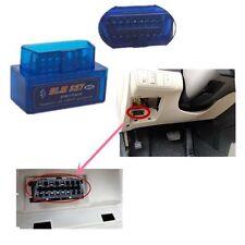 Mini ELM327 V2.1 OBD2 OBDII Bluetooth Adapter Auto Scanner TORQUE ANDROID US B2