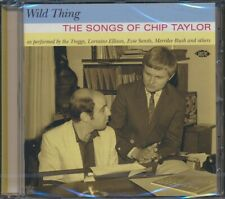 SEALED NEW CD Various - Wild Thing: The Songs Of Chip Taylor