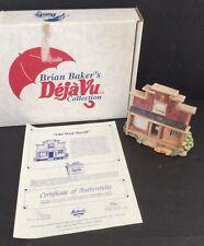 Brian Baker's De Ja Vu #1125 Old West Sheriff Original Box & Certificate 1995