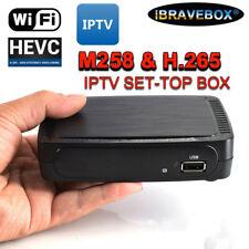 iBRAVEBOX M258 Smart TV Box Media Streamers Internet TV Set Top Box Linux Box