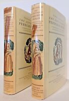 The Adventures of  Peregrine Pickle - Tobias Smollett Limited Editions Club 1936