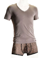 OLAF BENZ T-Shirt scollo a V RED1366 clay L 106509