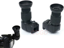 SEAGULL 1x-2x Right Angle Viewfinder for Canon Nikon Pentax Camera SLR DSLR