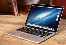 """Apple Macbook Pro ME864LL/A 13.3"""" Retina - Core i5 2.4Ghz – 8GB Ram – 256GB SSD"""