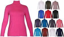 Camisas y tops de mujer de manga larga polos