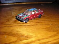 Vintage Yatming Diecast Toys BMW Turbo 320 Rally Sports Car No.1029