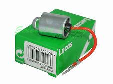 Classic Mini New Lucas Ignition Condenser DM2, 22D, 25D Austin, Morris