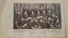 Voltigeur Montreal Canada 1906 Baseball Team Picture SP Very Rare