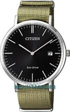 CITIZEN Eco-Drive Watch,SapphireGlass,270DatePowerReserve,Date,WR,Men,AU1080-38E