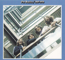 BEATLES - 2 CD - BLAUES ALBUM  (1967 - 1970)