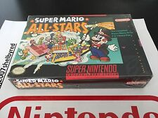 Super Mario All-Stars Snes 1993 new factory sealed game Super Nintendo