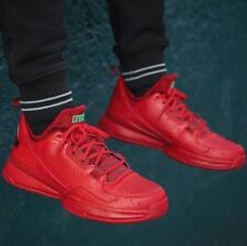 adidas lillard 1 size 10.5 DS Triple Red Rose City