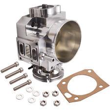 70mm Aluminum Intake Manifold Throttle Body Set For Honda Acura K20 K20a2 Engine
