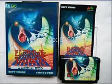 Eliminate Down Japanese for Sega MegaDrive Video Game console system 16 bit MD