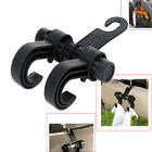 1pc Auto Car Vehicle Seat Back Bag Storage Hook Headrest Hanger Holder Organizer