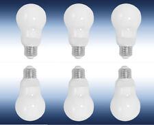 6x Lumacoil 14 Watt A Type Light Bulb 8000 hours 800 lumens 14W = 60W equivalent
