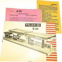 Manuel Faller Maisons B181 Å
