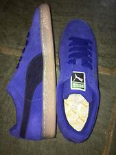 PUMA Suede Classic Coastal 35811904 Mazarine Navy Blue Peacoat Shoes Sneakers 11