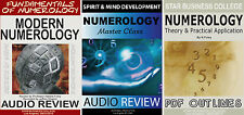 CERTIFIED NUMEROLOGY PRACTITIONER AUDIO COURSE, Full package