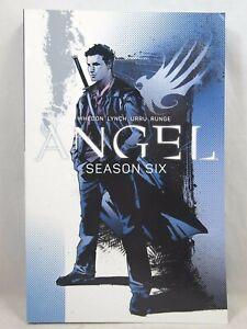 IDW Angel: Season Six (6) Volume 1 Paperback Graphic Novel OOP