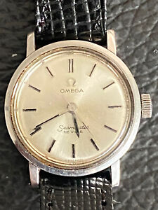Omega Seamaster Deville Vintage Ladies Watch (relisted as purchaser cancelled)