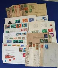 Switzerland Postal History huge lot! See photos