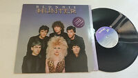 Blondie LP The Hunter Chrysalis w/Inner Sleeve 1982 debbie harry chr1384 rare!!