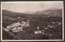 Campania. VILLA DI FISCIANO, Salerno. Panorama. Cartolina viaggiata nel 1917