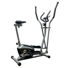 V-Fit Magnetic 2 in 1 Trainer Cycle - Black (CY022)