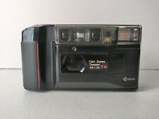 Yashica T2 - 35mm film camera with Carl Zeiss T* 35mm f3.5 fast lens