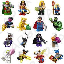 LEGO Minifigures 71026 Serie DC Comics (Scegli il personaggio dal menu)