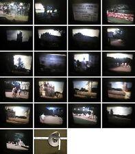 Super 8mm Film-Privatfilm von 1970-Frankreich Chateau De Chenonceau Rundgang