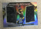 Mason Rudolph 2018 Spectra RISING ROOKIE Dual Patch RC SP /199 NFL Steelers for sale