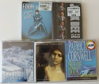 Cassette Audio Books Bundle Job Lot Tapes Audiobooks Bear Grylls Eddie Izzard