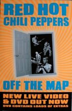 Red Hot Chili Peppers - 2001-promoplakat-Off the Map-Poster