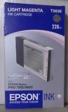 Original Epson T5636 Tinte  light magenta  für Stylus Pro  7800  9800