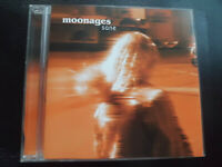 MOONAGES   -   SANE  ,    ,  CD   ,  ROCK ,  SELF  RELEASED ,     RARE