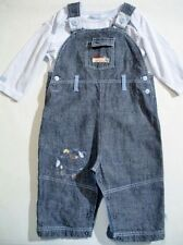 Denim Striped Outfits & Sets (0-24 Months) for Boys