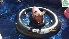 GIANT Intex inflatable INFLATA-BULL Rodeo Bull Ride On Water Float - COWBOY UP!!