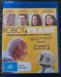 Robot & Frank Blu-ray Ex-Rental