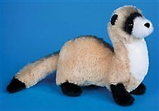 "Douglas Toys Dapper Ferret, 7"""