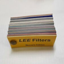More details for lee filters swatch book - numeric edition