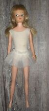 Vintage American Character Cricket Doll Version #2 1964 in Original Outfit Vhtf!