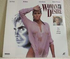 WOMAN OF DESIRE LDCVM5731 Laserdisc 1993 Bo  Derek Brand New Gift Quality Rare