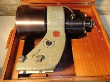 Jones & Lamson J&L Condensing Optical Comparator 5X Lenses Measuring FC-30