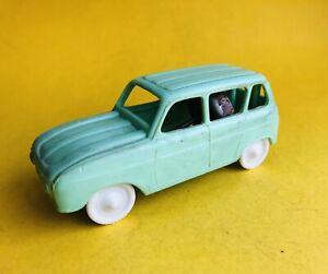 Sesame Renault 4 Plastic Friction Dinky Norev size