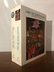 Niki de Saint Phalle : Catalogue raisonné - Monographie - 2 Volumes