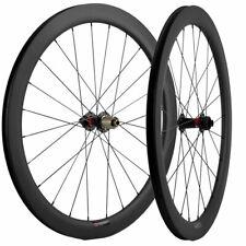 700C Carbon Wheelset 50mm Road Racing Disc Wheels 25mm Disc Brake Bicycle Wheels
