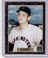 Harmon Killebrew '55 Washington Senators, Ultimate Baseball Card Collection #14
